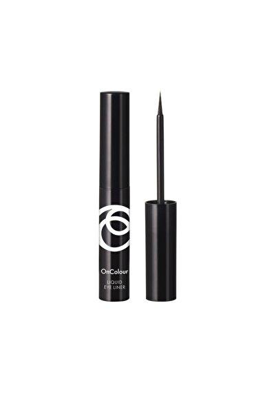 Oriflame Oncolour Oncolour Likit Eyeliner 3,5ml