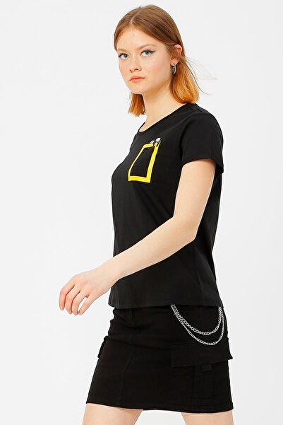 NATIONAL GEOGRAPHIC Kadın Tişört / Boyner