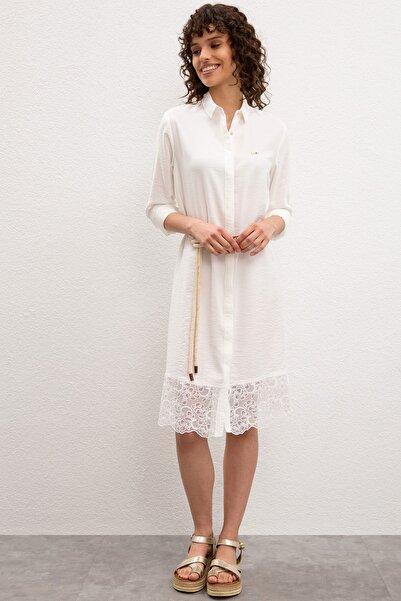 U.S. Polo Assn. Kadın Elbise G082SZ032.000.976668
