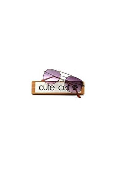 Cute Cat Güneş Gözlüğü
