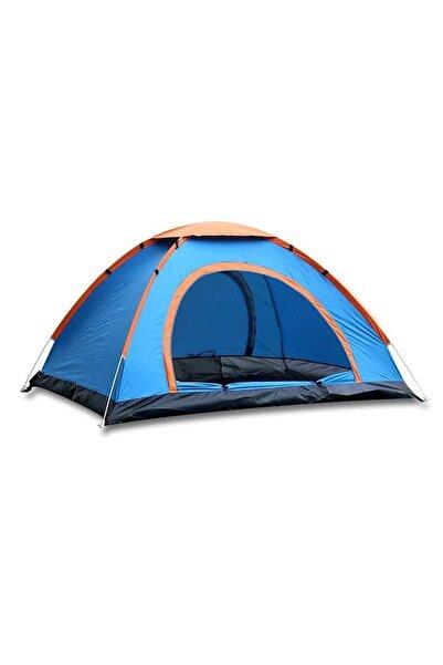 Sezy 8 Kişilik Su Geçirmez Kaliteli Kamp Çadırı 300x220x170 Cm