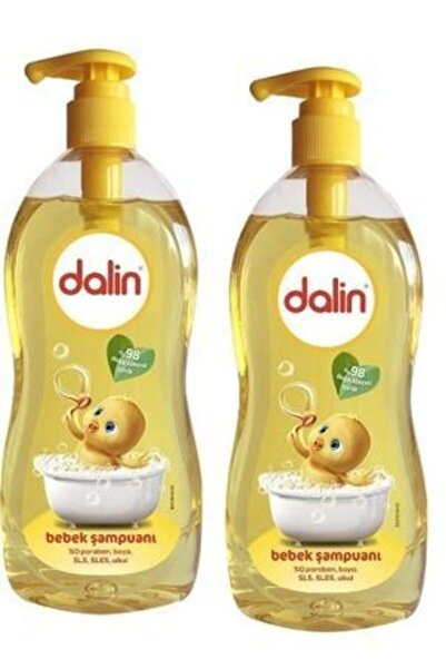 Dalin Klasik Bebek Şampuan 700 Ml*2 Adet