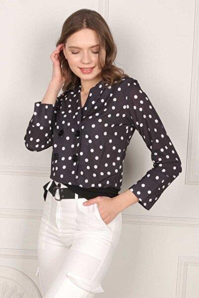 Lizbon Ceket Görünümlü Bluz