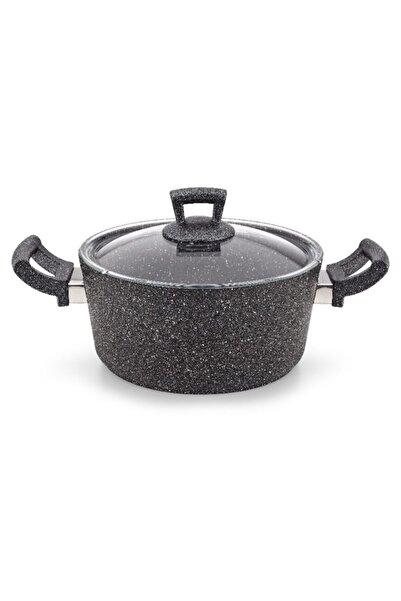 Hascevher Germanitium 20 cm Granit Tencere
