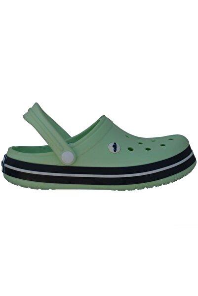 Akınal Bella Sabo Terlik Sandalet P Yeşil Lacivert