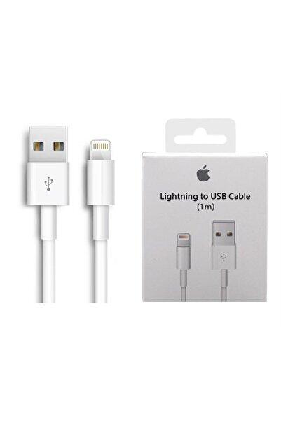 Apple Şarj Ve Data Kablosu (1m) ( Türkiye Garantili)