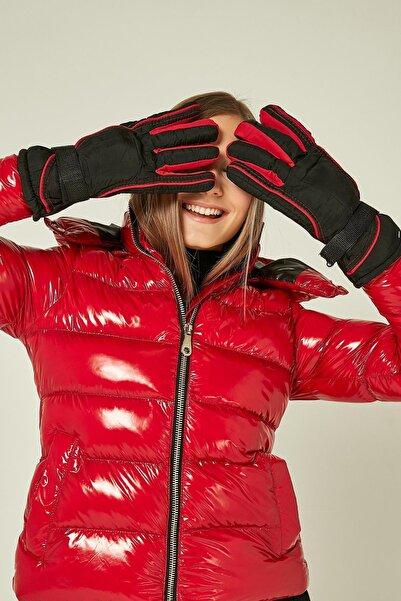 Y-London 12905 Kırmızı Kar Eldiveni