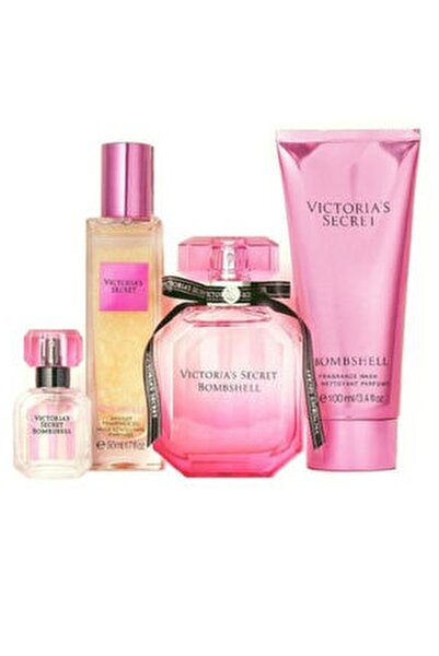 Bombshell Edp 50 Ml Kadın Parfüm Seti