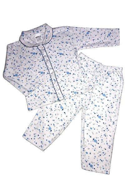 Minikel Uzay Desen 2'li Takım Pijama