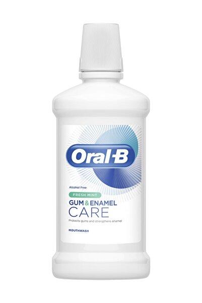 Oral-B Gum&Enamel C. Fresh Mint Ağız Bakım Suyu 500 Ml