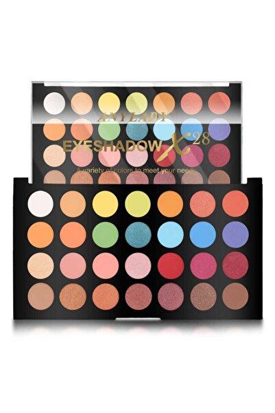 Makeuptime Anylady Renkli 28 Li Göz Farı