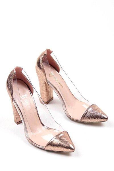 Oioi Rose Kadın Topuklu Ayakkabı 1010-119-0002_1020