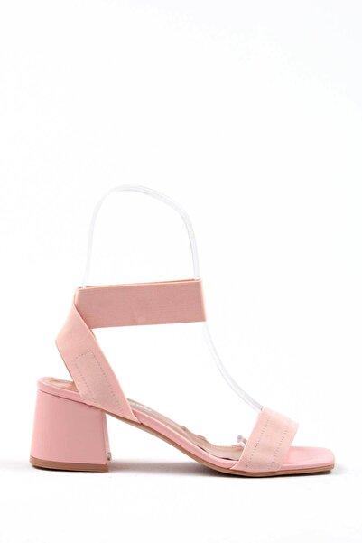 Oioi Pudra Kadın Topuklu Ayakkabı 1003-119-0004_1013