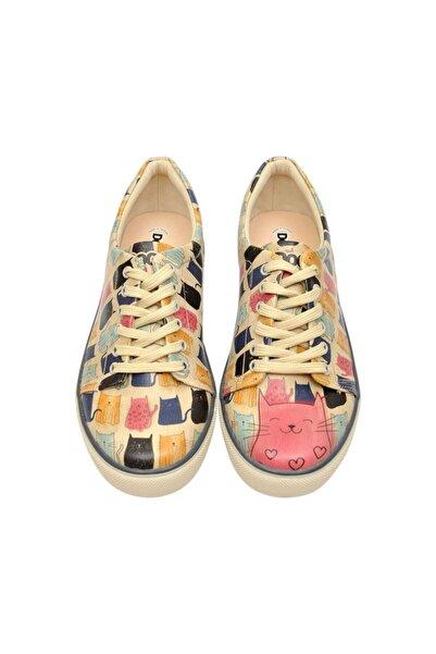 Dogo Meow Meow Kadın Günlük Sneaker