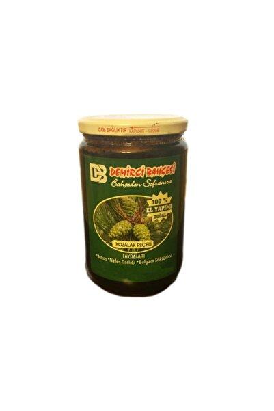 Demirci Bahçesi Kozalak Reçeli 1 kg Doğal Katkısız Cam Kavanozda