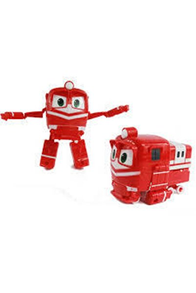 BVM Oyuncak Trene Dönüşen Robot