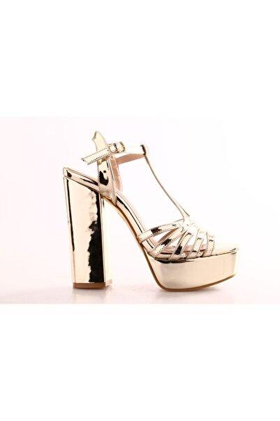 Isabel 3105 Kadın  Platform Ayakkabı