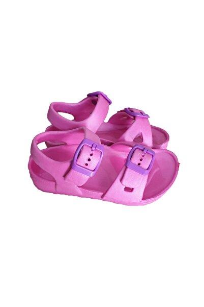 Gigi Çocuk Momy Fuşya Poli Sandalet