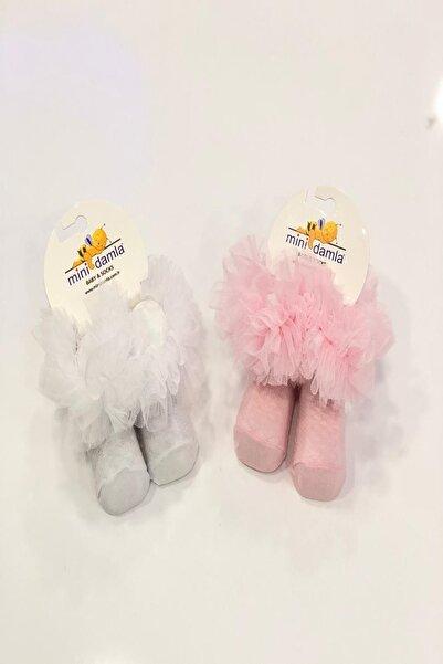 Elif Bebe Ayaklı Kokoş Çorap