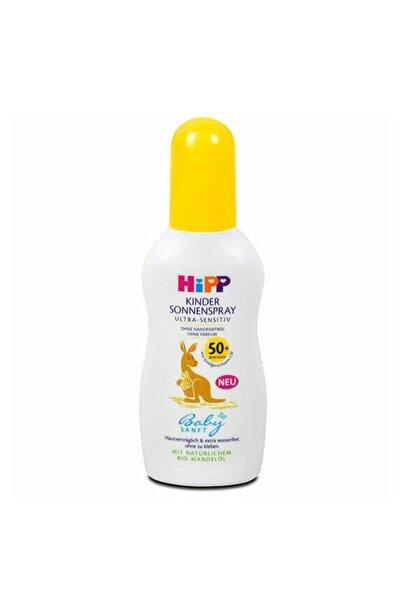 Babysanft Güneş Koruyucu Spray 150 Ml