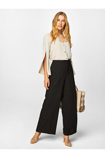 Faik Sönmez Kadın Siyah Pantolon 39513 U39513