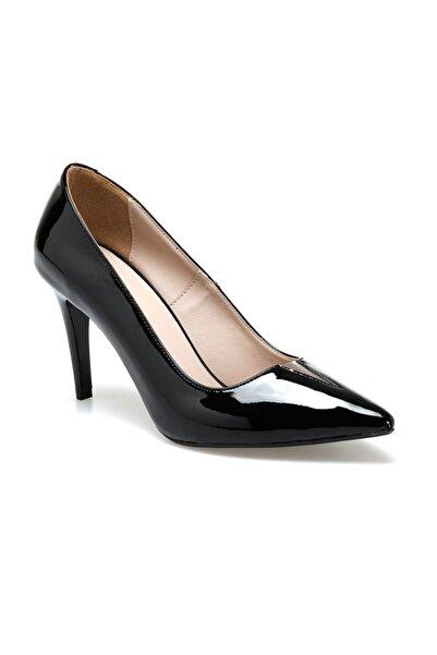 Miss F DS20043 Siyah Kadın Gova Ayakkabı