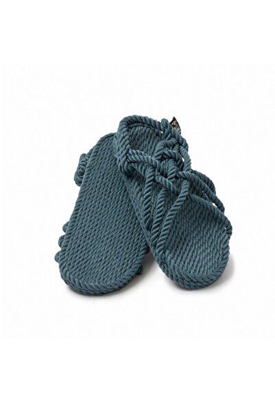 Nomadic State Of Mind Kadın Hasır Ip Sandalet- Jc Denim