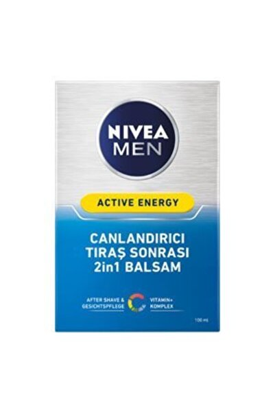 Nivea Men Active Energy Canlandırıcı 2 In1 Balsam 100 ml