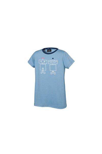 MERCEDES Erkek Çocuk Açık Mavi T-shirt