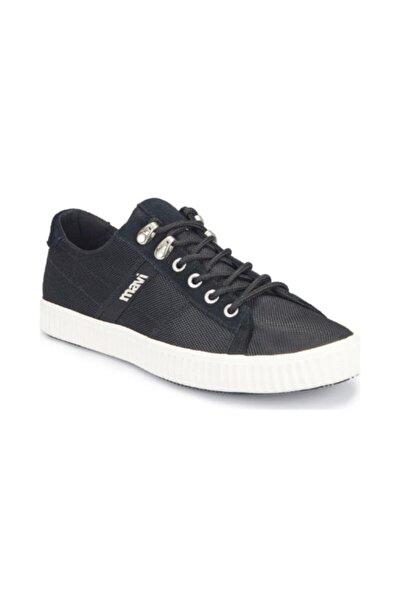 Mavi Flor Siyah Renk Erkek Ayakkabı
