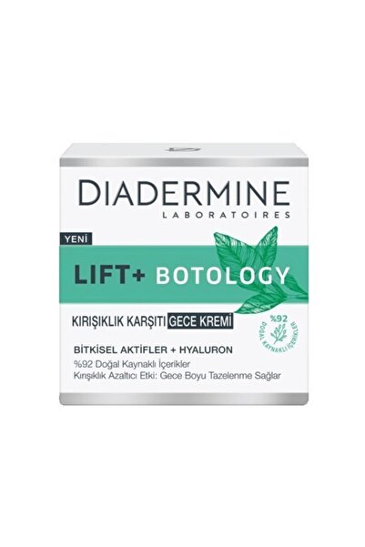 Diadermine Lift+ Botology Gece Kremi 50 ml