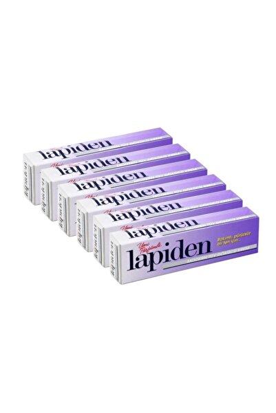 Lapiden Tüy Dökücü Krem 40 gr Parfümlü 6 Adet