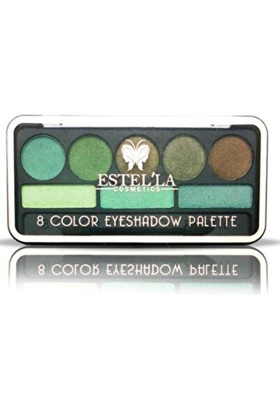 Estella 8 Color Eye Shadow Palette