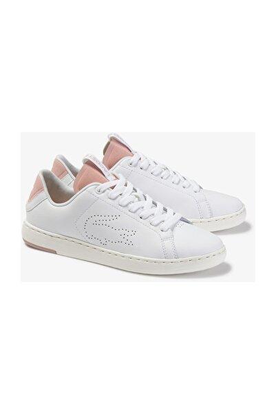Carnaby Evo Light-Wt 1201 Kadın Beyaz - Pudra Deri Sneaker 739SFA0012