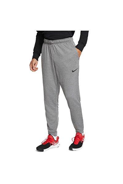Nike Erkek Gri Dri-fıt Eşofman Altı Cj4312-071