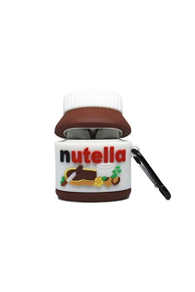 Apple Airpods 1 2 Kılıfı Nutella