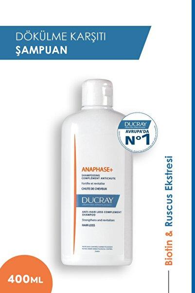 Saç Dökülmesine Karşı Bakım Şampuanı - Anaphase Plus Şampuan 400 ml 3282770075526