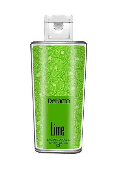 DeFacto Kadın Yeşil Limon Kolonyası 80° 125 ml R9418AZNSGN1