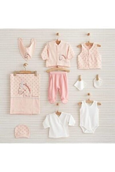 Nenny 20103 Baby Unicorn Bebek Hastane Çıkışı 10 Parça