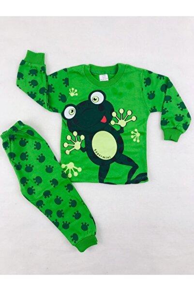 Kurbağalı Pijama Takımı 1-3 Yaş L023