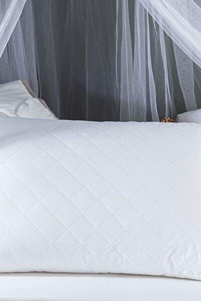 Kapitoneli Ultra Sonic Yastık 50x70 cm