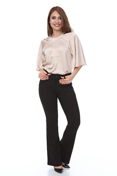 Modayız Ispanyol Paça Pantolon 30y-1068
