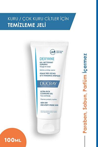 Temizleyici Jel - Dexyane Gel Nettoyant Surgras 100 ml 3282770113556