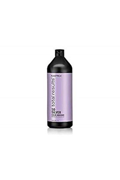 Matrıx Total Results Gri Ve Gümüş Saçlar Için Saç Bakım Şampuanı - So Silver Color Care 1000 Ml