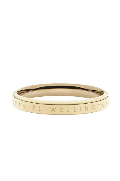 Daniel Wellington Classic Ring Yellow Gold  64 Çelik Yüzük