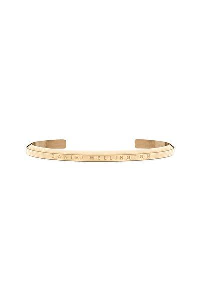 Daniel Wellington Classic Bracelet Yellow Gold Small - Kadın Çelik Bileklik