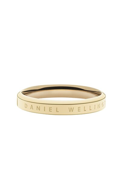 Daniel Wellington Classic Ring Yellow Gold  58 Çelik Yüzük