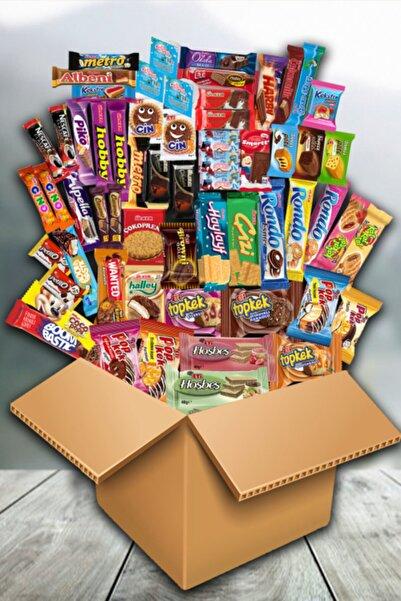 Ülker Dolu Dolu Parti Çikolata Kek Paketi - 61 Parça