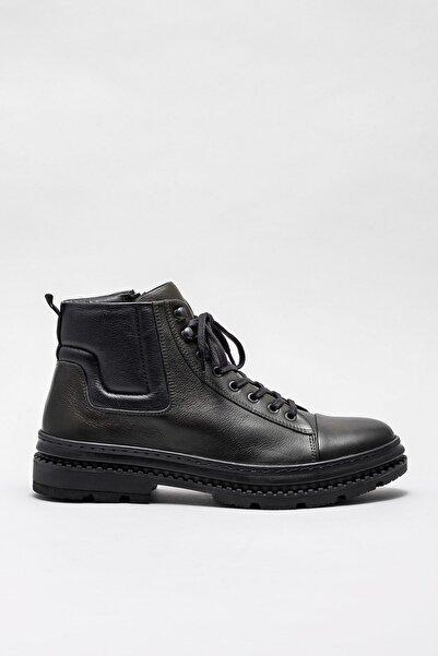Elle Shoes Erkek ASLAHN Bot & Bootie 20KKO0K9925-824