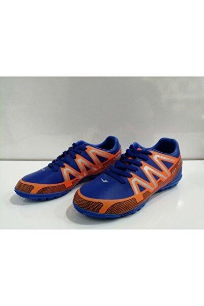 Lion Erkek Mavi Futbol Ayakkabısı